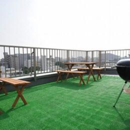 中野富士見町屋上ガーデン